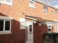 Terraced house in Highley Close, Redditch