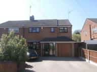 semi detached home for sale in Birchfield Road, Redditch