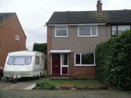 3 bedroom semi detached property to rent in Alne Bank Road, Alcester