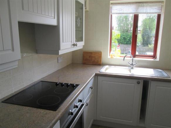 Kitchen Side Angle.