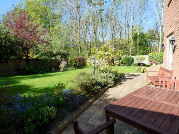 Rear Garden overlook