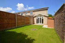 2 bed Terraced property for sale in Poplar Avenue...