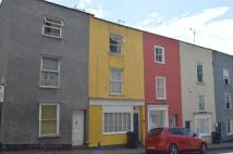 Terraced house in Jacobs Wells Road...