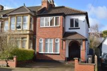 4 bedroom Terraced house in Waterford Road, Henleaze