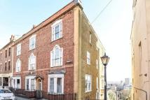 Terraced home for sale in Somerset Street...
