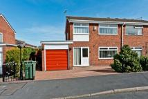 3 bedroom semi detached home for sale in Glenville Close, Runcorn...