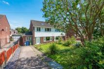 3 bedroom semi detached home in The Underway...