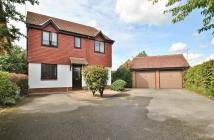 Detached home for sale in Tilberthwaite Close...