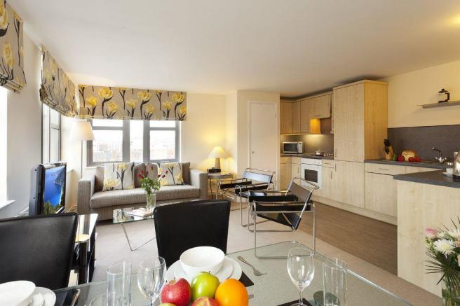 1 Bedroom Apartment To Rent In Serviced Apartments The
