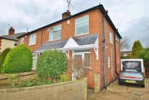 semi detached home for sale in Roland Avenue, Wilford...