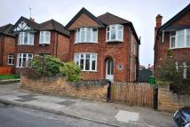 3 bed Detached house in Ranelagh Grove, Wollaton...