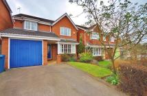 3 bedroom Detached property in Silverhow Close...