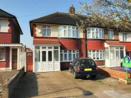 3 bed semi detached property in Torquay Gardens...
