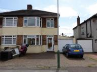 3 bedroom semi detached house in Kimberley Avenue...