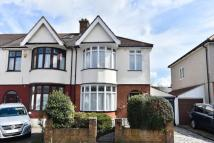 semi detached home for sale in Meadway, Goodmayes...