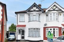 3 bed semi detached house in Reynolds Avenue...