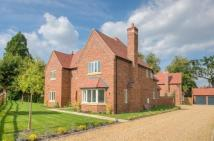 5 bed new house in Chestnut Avenue, Bromham...