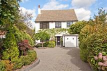 Detached house in Heathfield Road, Keston...