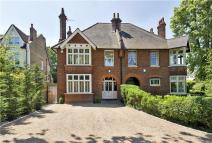 5 bedroom semi detached property for sale in Church Road, Shortlands...