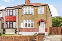 semi detached house for sale in Lydstep Road...