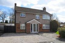 Detached house in Grove Vale, Chislehurst...