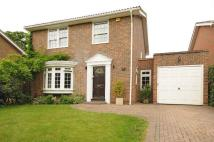Detached home in Selby Close, Chislehurst...