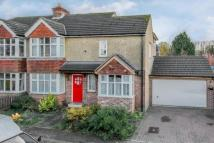 semi detached property in Bloomfield Road...