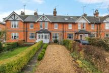 Terraced house in Luton Road, Harpenden...