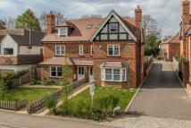 semi detached house in Crabtree Lane, Harpenden...