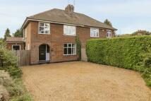 3 bedroom semi detached home in Lower Luton Road...
