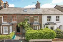 Cowper Road Terraced property for sale