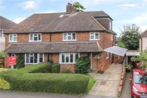 semi detached home for sale in Rowan Way, Harpenden...