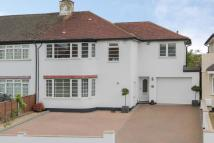 4 bed semi detached house for sale in Station Road, Harpenden...