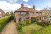 3 bed semi detached home for sale in Ox Lane, Harpenden...