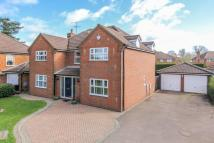 Detached home for sale in Bennett Close...