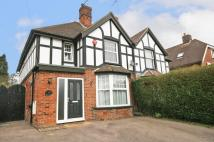 4 bed semi detached home in Station Road, Knebworth...