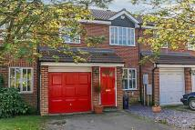 Terraced home in Gresley Close...
