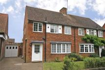 Handside Lane semi detached house for sale