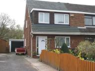 semi detached property for sale in Manor Avenue, Burscough...