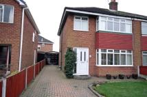 3 bedroom semi detached property for sale in Almond Avenue, Burscough...