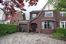 semi detached home for sale in County Road, ORMSKIRK...