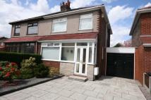 3 bed semi detached home in Holborn Hill, ORMSKIRK...