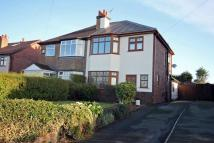 semi detached home for sale in Holborn Hill, ORMSKIRK...