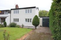 semi detached house for sale in Moorfield Lane...