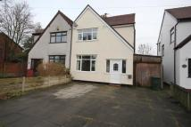 3 bed semi detached house for sale in Yew Tree Road, ORMSKIRK