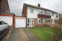 semi detached property for sale in Glenroyd Drive...