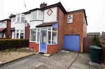 semi detached house for sale in Ryburn Road, ORMSKIRK...