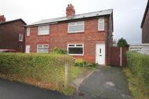 3 bedroom semi detached home in Taylor Avenue, Ormskirk