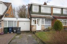 3 bedroom semi detached home in Nursery Avenue, ORMSKIRK