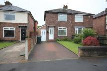 semi detached property in Calder Avenue, Ormskirk